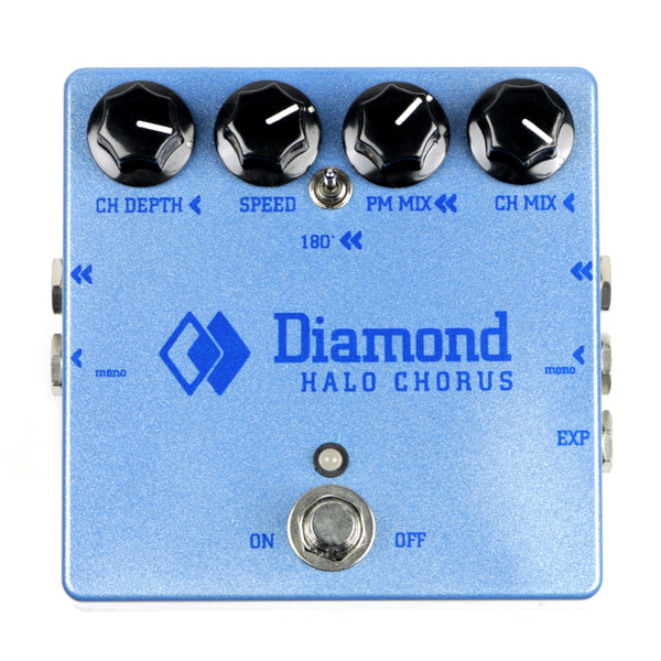 Diamond HCH1 Halo Chorus Pedal