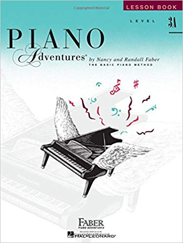 Piano Adventures: A Basic Piano Method, Level 3A Paperback