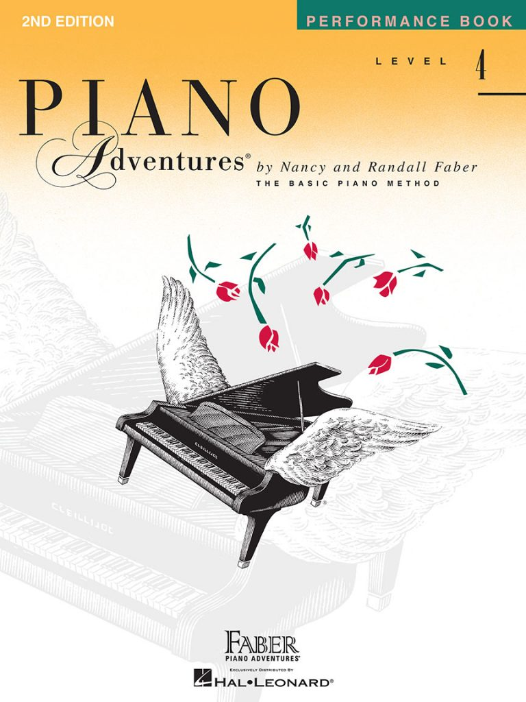 Level 4 - Performance Book: Piano Adventures Paperback (2nd Edition)