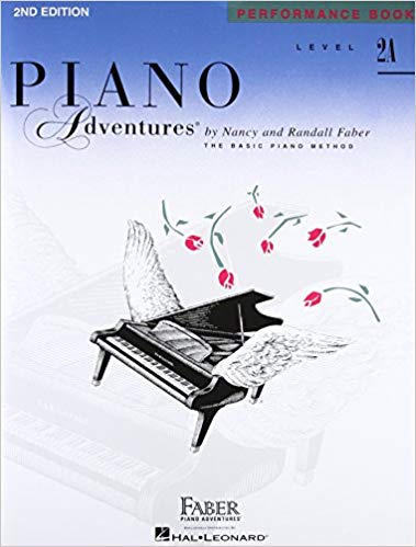 Level 2A - Performance Book: Piano Adventures Paperback