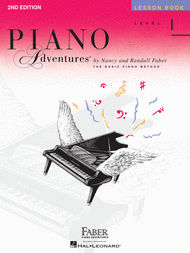 Piano Adventures Level 1 - Lesson Book (2nd Edition)