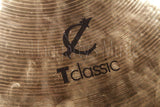 "T-Cymbals 20"" T-Classic Light Ride - TCLR20 Haggerty's Music"