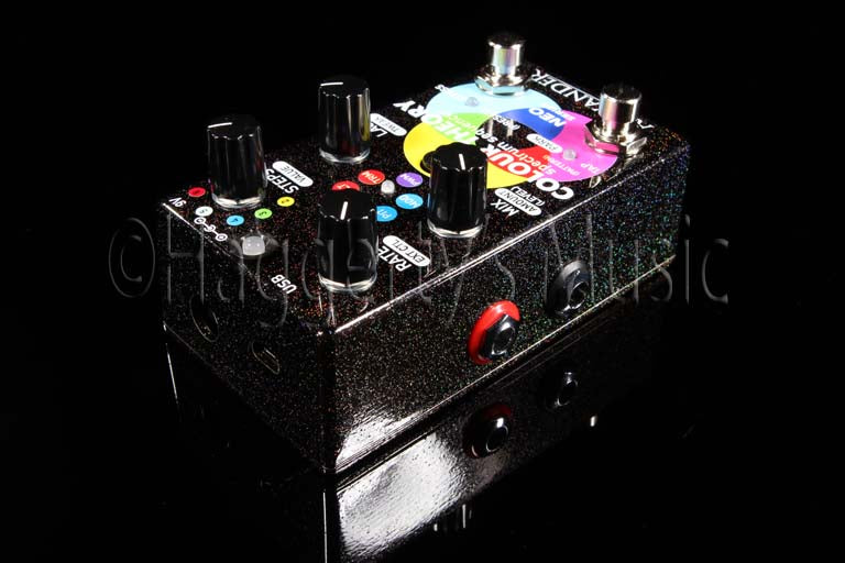 Alexander Colour Theory Pedal
