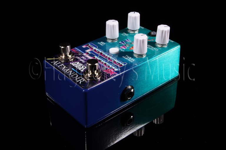 Alexander Radical Delay DX Pedal