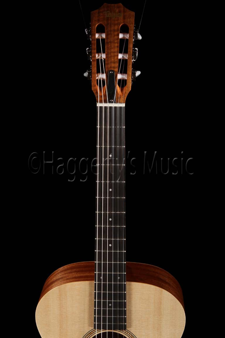 Taylor Academy 12-N Nylon Acoustic Guitar with Ebony Fingerboard - Haggerty's Music