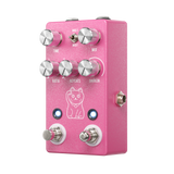 JHS Lucky Cat Delay Pedal Pink