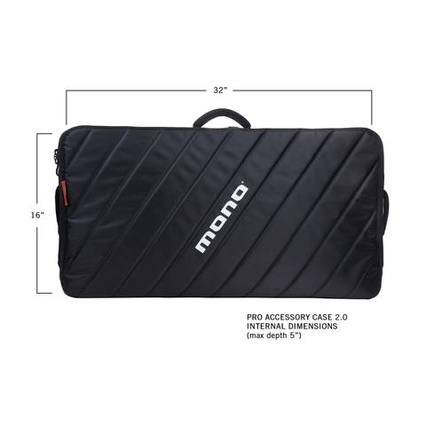MONO Pro Accessory Case 2.0, Black