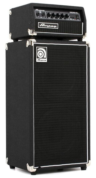 Ampeg Micro CL Stack 100W Bass Amp and Cab