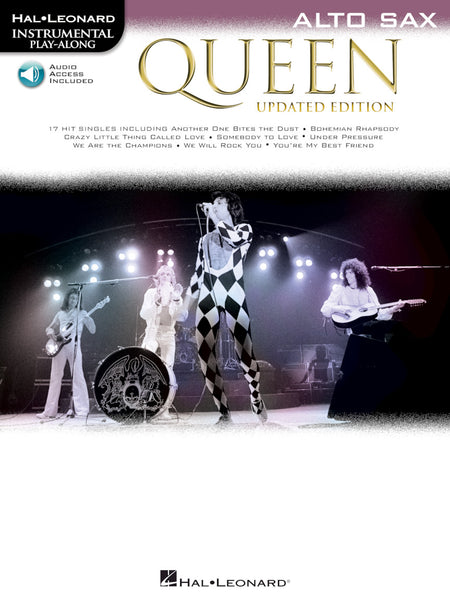 Queen - Updated Edition for Alto Sax