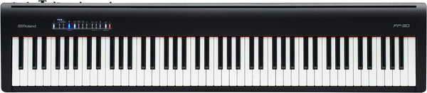 Roland FP-30 88-Key Digital Piano Black