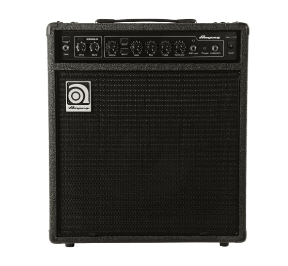 Ampeg BA-112v2 75-watt 1x12 Combo Bass Amp from Haggertys Music