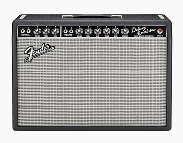 Fender 65 Deluxe Reverb Combo Tube Amplifier