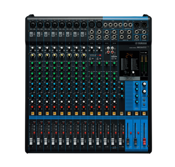Yamaha MG16XU 16-Channel Mixer with USB and FX