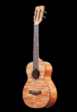 Ohana TK-18OM Satin Figured Okoume Tenor Ukulele