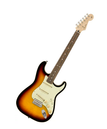 Fender Made in Japan Aerodyne Classic Stratocaster - 3- Color Sunburst