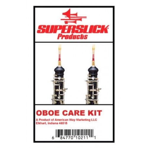 Superslick Oboe Care Kit