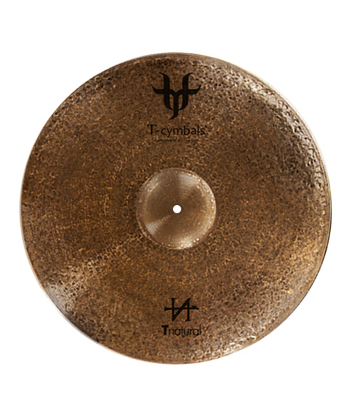 "T-Cymbals 22"" T-Natural Light Ride Haggertys Music"