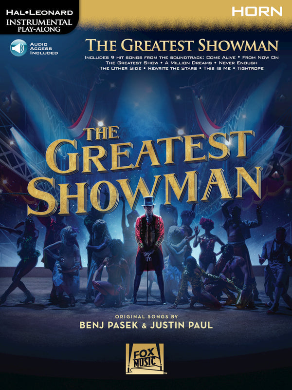 The Greatest Showman for Horn by Benj Pasek & Justin Paul