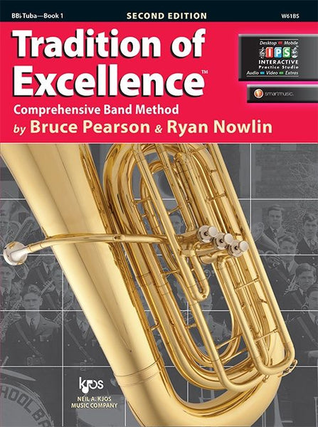 Tradition of Excellence Book 1 BBb Tuba