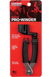 D'Addario Planet Waves DP0002 Pro-Winder & String Cutter