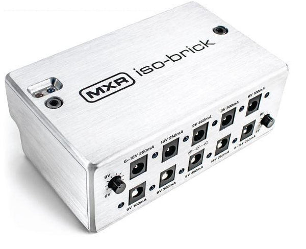MXR M238 Iso-Brick 10-output Isolated Guitar Pedal Power Supply