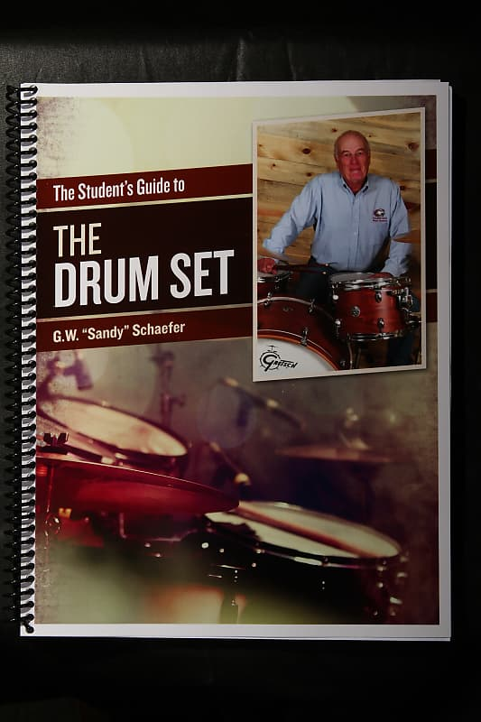 The Student's Guide to THE DRUM SET book - G.W.