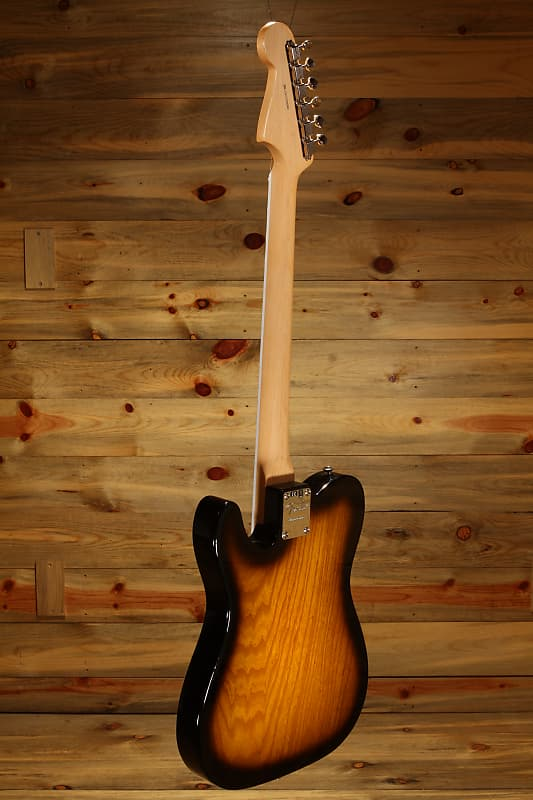 Fender Parallel Universe Jazz Tele 2-Color Sunburst Electric Guitar