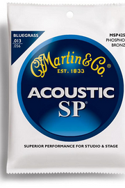 Martin MSP4250 Acoustic String Set, .013-.056