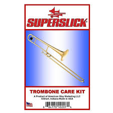 Superslick Trombone Care Kit