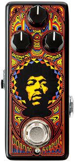 Dunlop Jimi Hendrix 69 Psych Series Mini Band Of Gypsys Fuzz Pedal