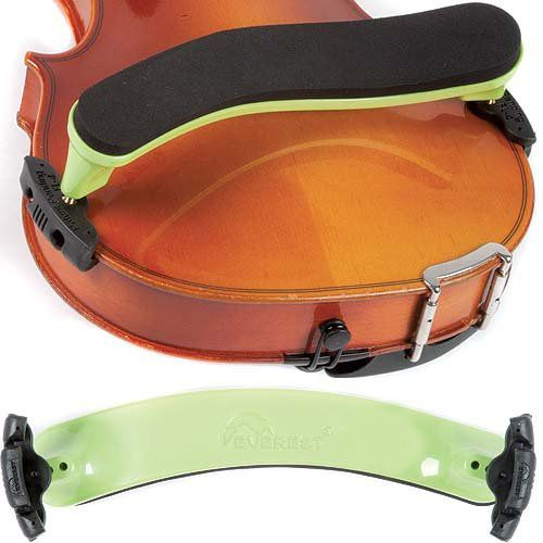 Everest 3/4-4/4 Shoulder Rest- Green