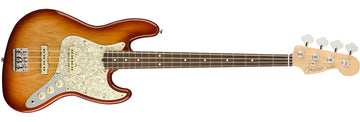 Limited Edition Lightweight Ash American Professional Jazz Bass