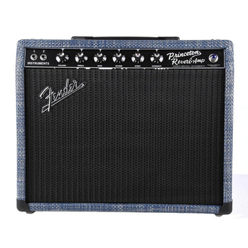 Fender 65 Deluxe Chilewich Denim Combo Amplifier