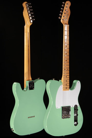 Fender 70th Anniversary Esquire Surf Green w/Maple Fingerboard