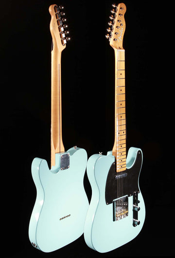 Fender Modified Vintera 50's Tele Maple Daphne Blue 9793