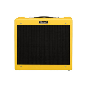 Fender LTD FSR Blues Jr Yellow Swamp Combo Tube Amplifier