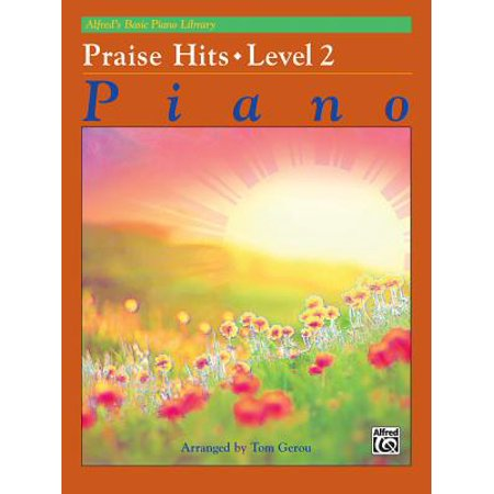 Alfred's Basic Piano Library Praise Hits, Bk 2 from Haggertys Music
