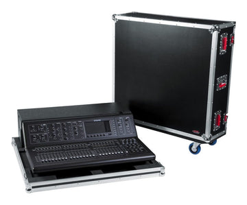 Road case for Midas M32 large format mixer (G-TOUR M32)