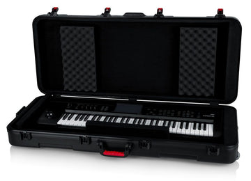 61-note Keyboard Case w/ Wheels (GTSA-KEY61)