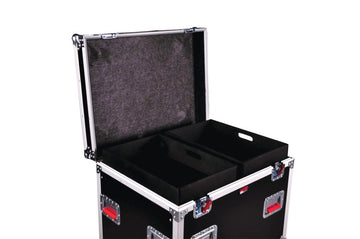 Truck Pack Trunk; 45″x30″x30″; 12mm; w/ dividers (G-TOURTRK453012)