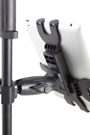 iPad Tablet Tray with Adjustable Clamp Mount (GFW-UTL-TBLTCLMP)