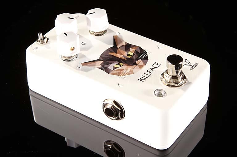 Fox Pedal Killface Transparent Overdrive