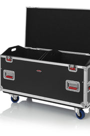Truck Pack Trunk; 45″x 22″x 27″; 12mm; w/ dividers (G-TOURTRK452212)