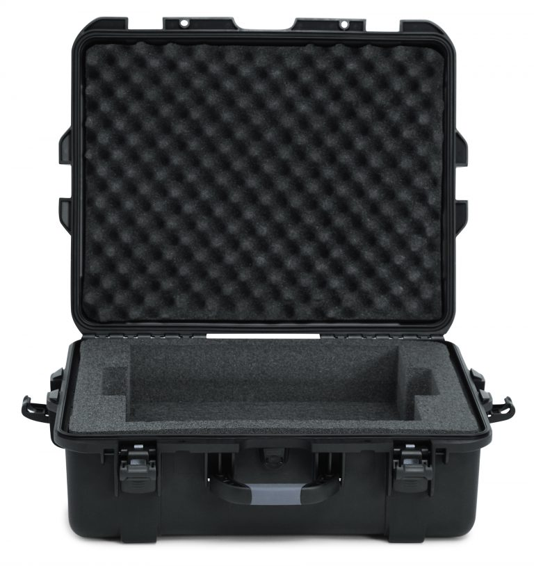 Titan Case Custom Fit for Rane 12 DJ Turntable (GU-2217-RN12)