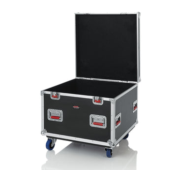 Truck Pack Trunk w/ Casters – 30″ x 30″ x 27″ (G-TOURTRK3030HS)