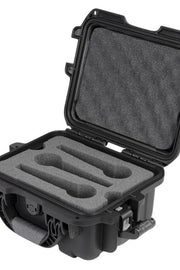 Waterproof Wired Microphone Case; 6 Mics (GM-06-MIC-WP)