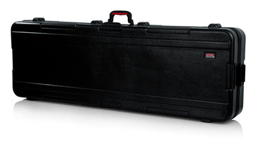 ATA Molded 88-note Keyboard case w/wheels (GTSA-KEY88)