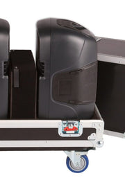 Tour Style Transporter for (2) 12″ speakers (G-TOUR SPKR-212)
