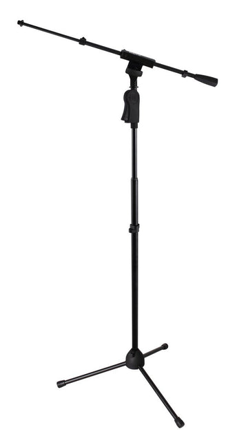Deluxe Tripod Mic Stand with Telescoping Boom (GFW-MIC-2120)