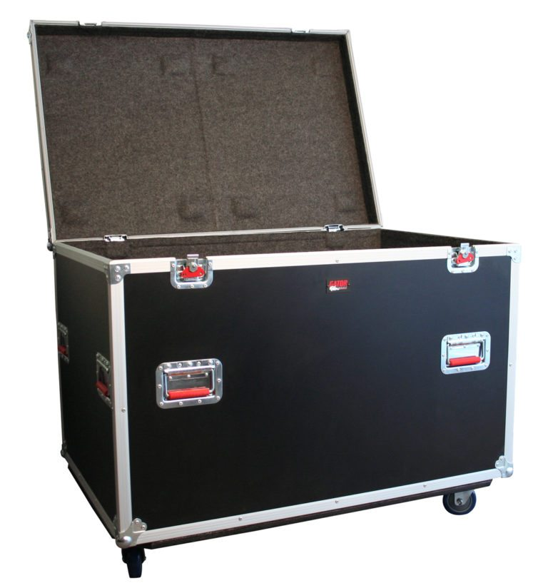 Truck Pack Trunk w/ Casters – 45″ x 30″ x 30″ (G-TOURTRK4530HS)